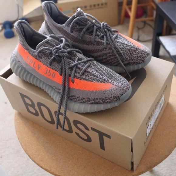 3465ddb8f Adidas Yeezy Boost 350 v2 Beluga Size 10
