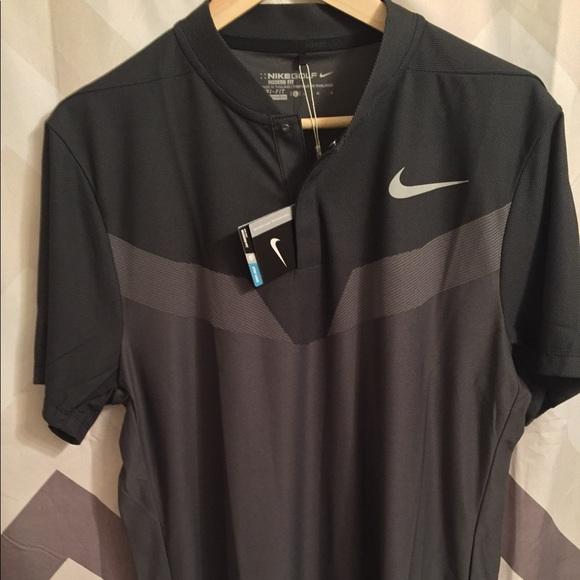 1d7b0af52e9bd Nike Shirts   Zonal Cooling Mm Fly Blade Slimfit Polo   Poshmark