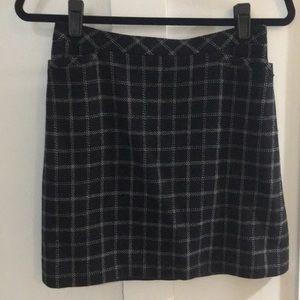 Ann Taylor wool mini skirt 4