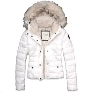 Abercrombie and Fitch Puffy Jacket