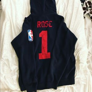 NBA Store Sweaters - ❗️FINAL ❗️Authentic Chicago Bulls D Rose Hoodie af0628d82583