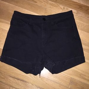 Women's BDG high waisted studded shorts