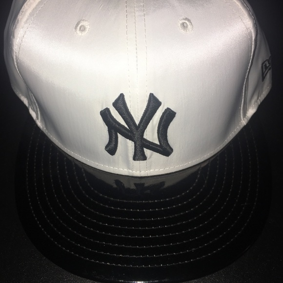 b739b284b New Era Accessories | New York Yankees 59fifty Satin Cap 7 58 | Poshmark