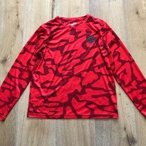 Under Armour Loose Heatgear Combine Shirt
