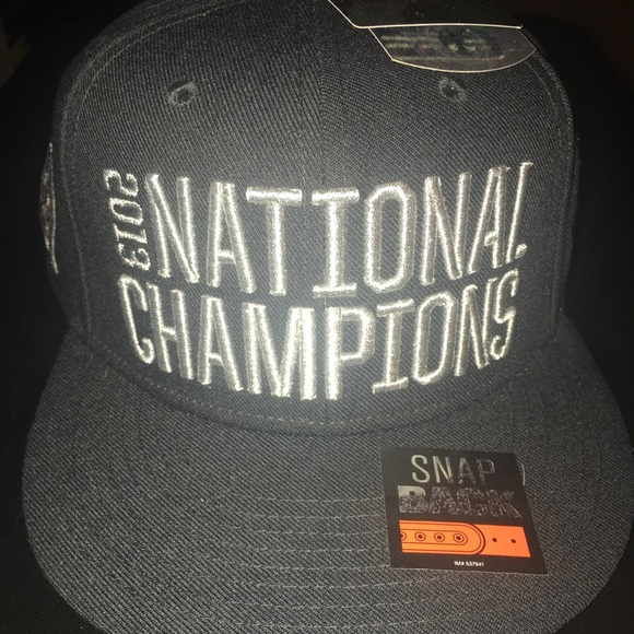 Florida State Seminoles National Champs Nike Cap 175a12f441f7
