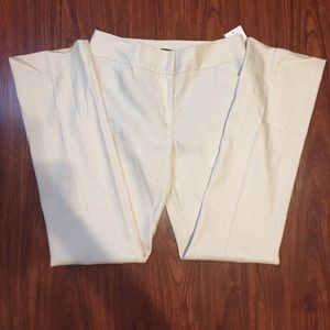ANTONIO MELANI Off White Dress Pants