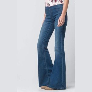 Free People Jeans - Free People Pull On Kick Flare Jeans Size 31 👖