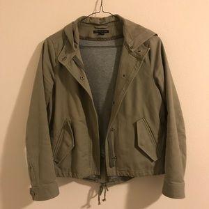 THEORY Aileene Utilitarian Jacket