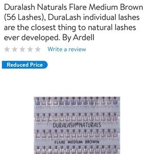 Other - Ardell single lashes