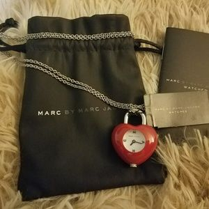 New with tag Marc by Marc Jacobs Necklace Watch
