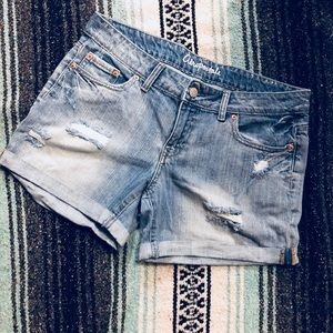 Aeropostale boyfriend shorts