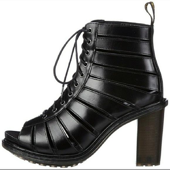 Dr. Martens Emilyann heel boots