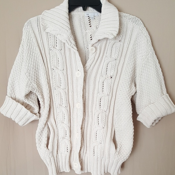 Best Fashion - Chunky Cream Sweater