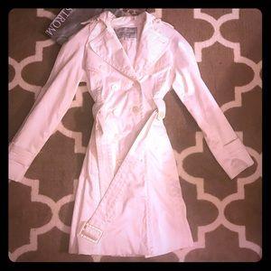 😮😍Jessica Simpson Pearl White Coat @Nordstrom