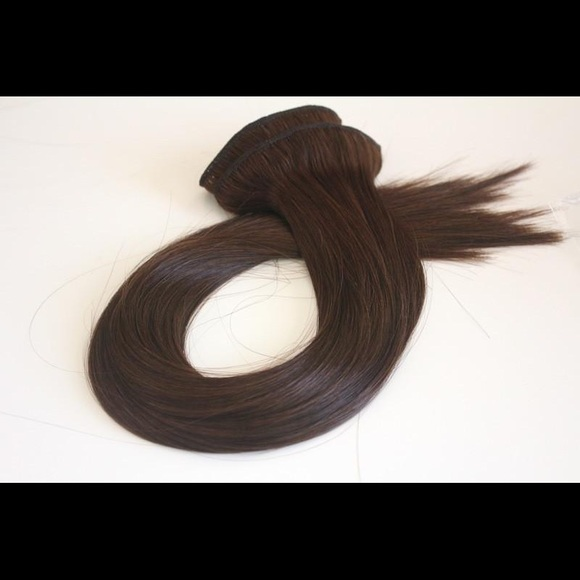 Laced Hair Extensions Other Tapein 2 Chocolate Brown Poshmark