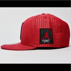 Jordan Accessories - Jordan Jumpman (Plaid) Mens Hat 7 (1 8) d4cf0482783