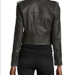 Joie Jackets & Coats - Joie genuine fringe leather jacket. Size M NWT.