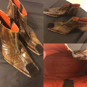 Robert Wayne Men's boots size 11