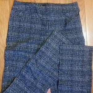 7th Avenue plaid pants