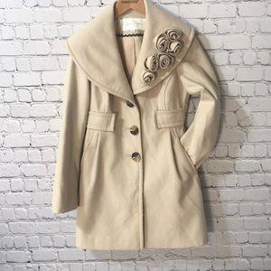 {Jessica Simpson} flowerette winter coat