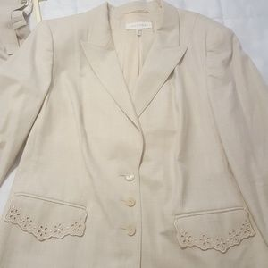 ESCADA Pantsuit...EU 44/US 14/16...light tan