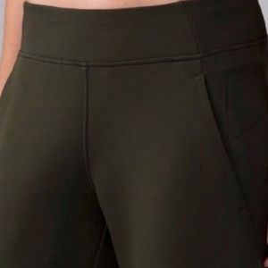 RESERVED! Lululemon Embrace The Space Pant NWT/8