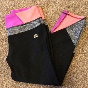 Patterned RBX workout pants