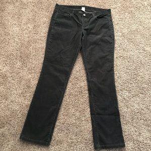 J Crew Corduroy pants city fit size 33 R