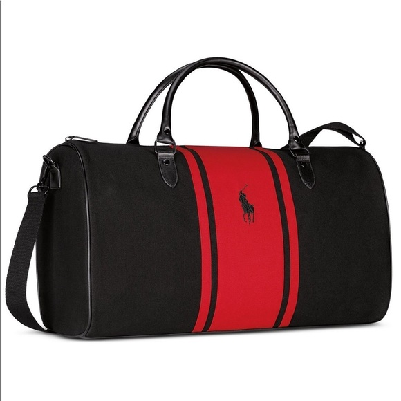 abb638ab3f ... where can i buy ralph lauren polo red weekend duffle bag 919d9 78737