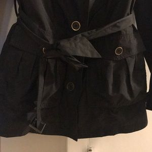 Black Cole Haan Jacket in great condition