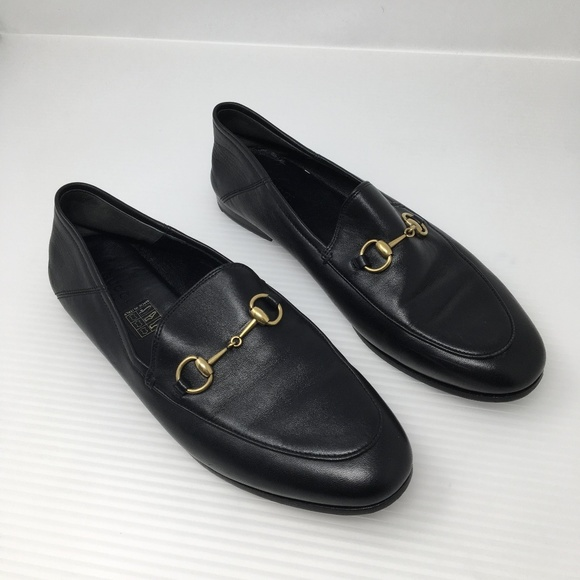 8e9c10b56987 Gucci Shoes - Gucci Brixton Horsebit Crushback Loafers