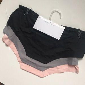 7559bca8a908 Izod Intimates & Sleepwear - Two 3-pack IZOD laser-cut hipster seamless  panties