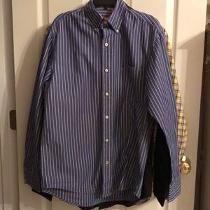 Izod Dress Shirt Size Small