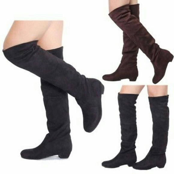 45cc8e5de7ef4 Knee High Boots. NWT.   Other Stories