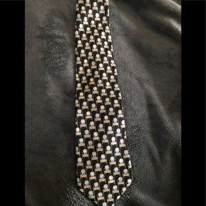 Men's Silk Tie