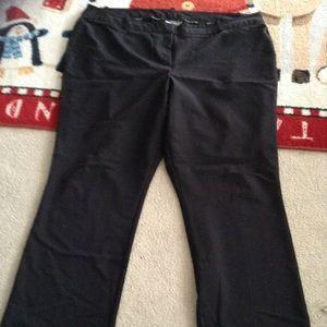 Plus size women's dress pants