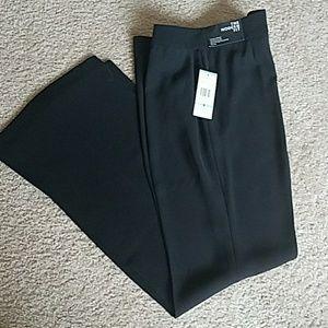 NWT Nine West Black Dress Pants