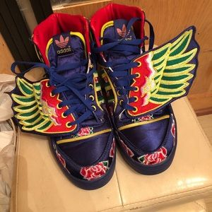 Jeremy Scott x Adidas