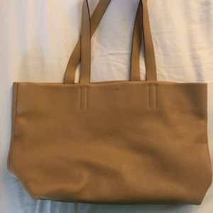 Authentic Soft Parada bag with Zip pouch inside
