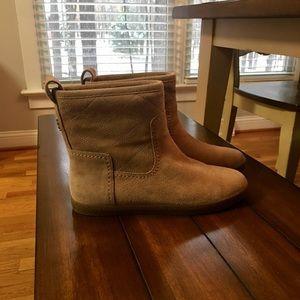 Tory Butch Alana Ankle Boots
