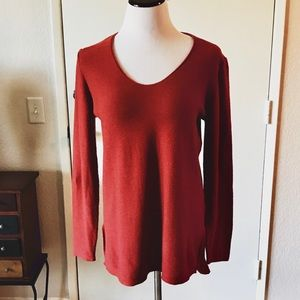 Sweaters - Old Navy Rust Sweater L