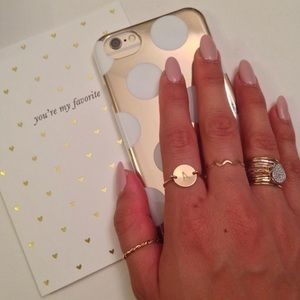 iPhone 6/6s gold case