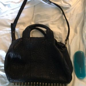 Authentic Alexander Wang Shoulder Rocco Bag