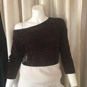 Rachel Roy Marbled Sweater