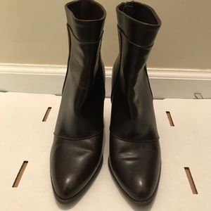 Shoes - Burgundy brown Target Boots