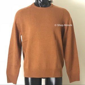 J.Crew Men's Wool Crewneck Sweater