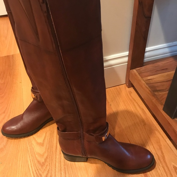 2f15c9a72ff Brown Riding Boots | Wide Calf | Size 7