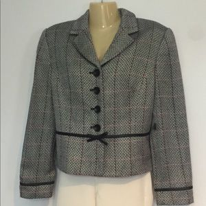 Worthington Petite Blazer Dress Jacket NEW 14p