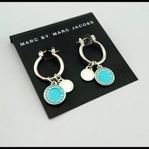 🎁🎄 New Marc Jacobs Small Disc Earrings