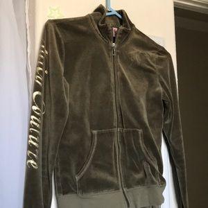 Juicy couture velour  jumpsuit set